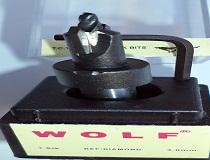 مته کبالت دار wolf